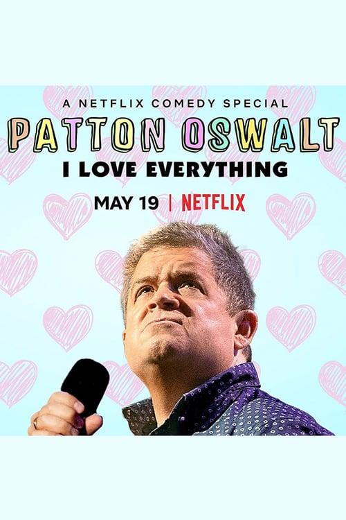 Patton Oswalt: Miluju všechno online