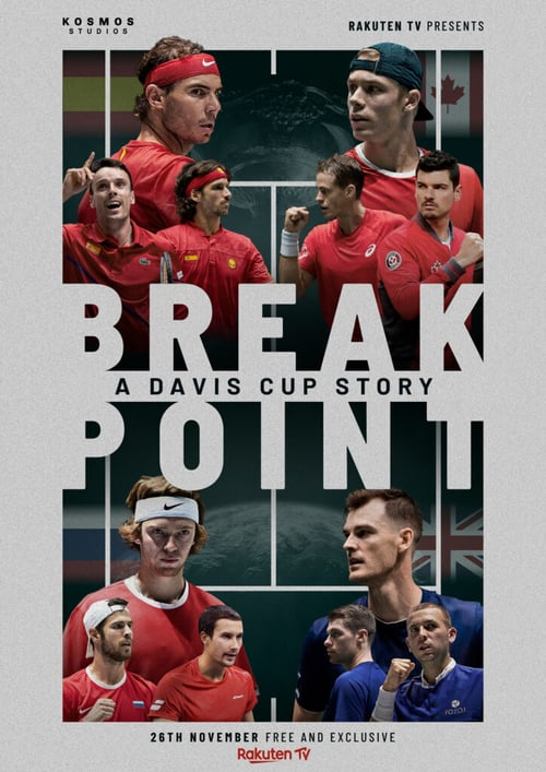 Break Point: a Davis Cup Story online