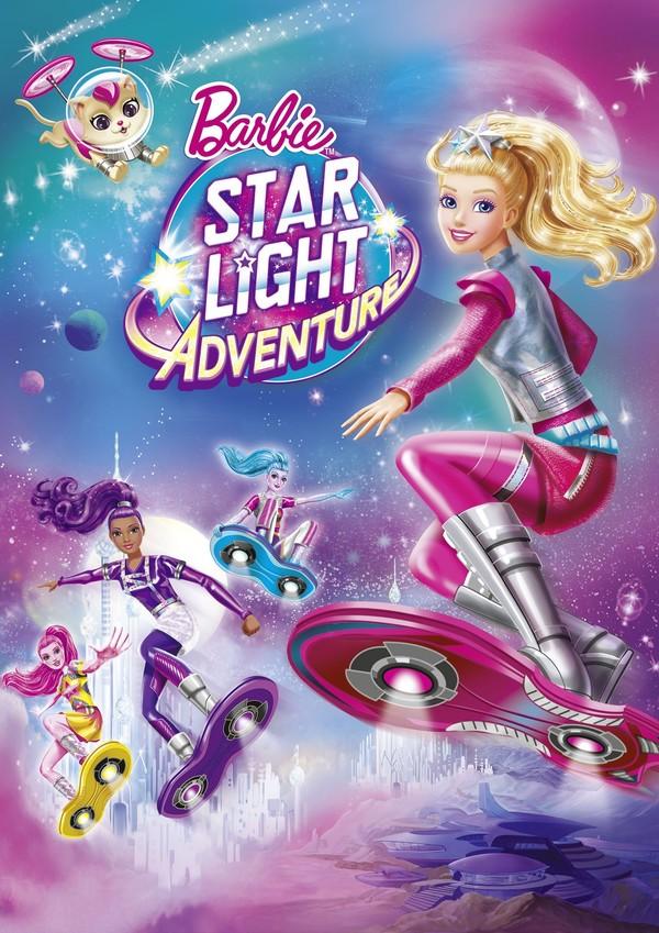 Barbie: Ve hvězdách online