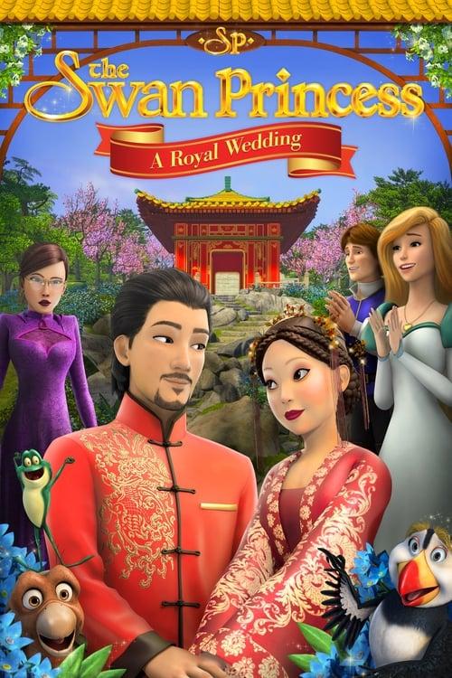 Labutí princezna: Královská svatba online