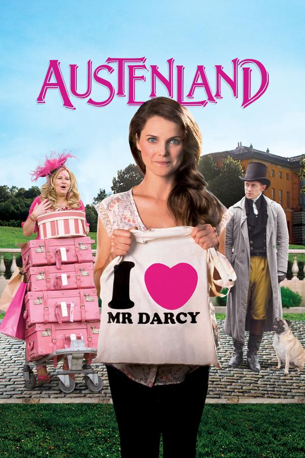 V zemi Jane Austenové online