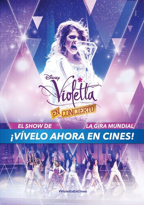 Violetta - koncert online