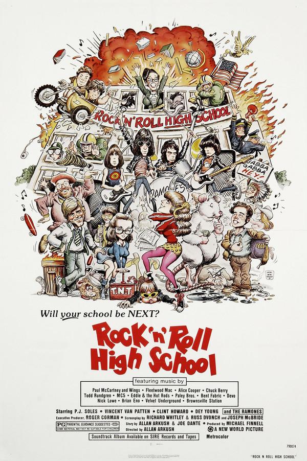 Rock 'n' Roll High School online
