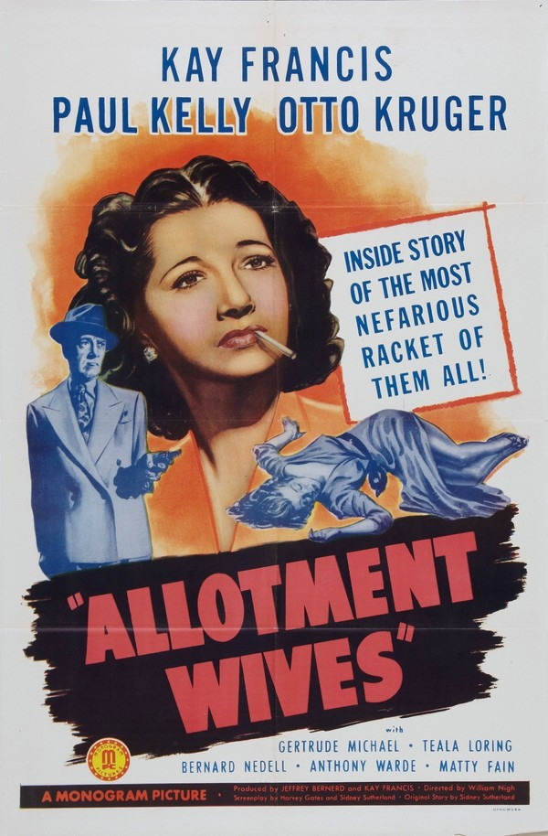 Allotment Wives online