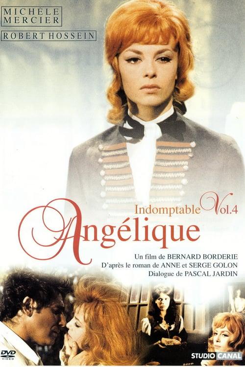 Nezkrotná Angelika - Tržby a návštěvnost