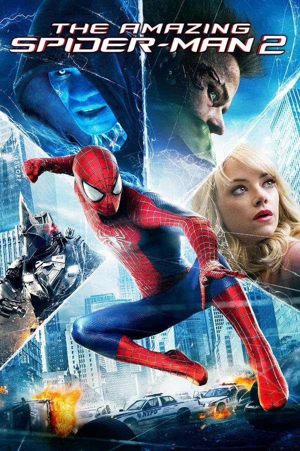 The Amazing Spider-Man 2 online