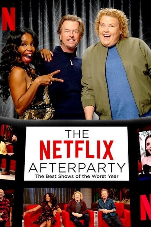 Afterparty na Netflix: Nejlepší pořady nejhoršího roku online