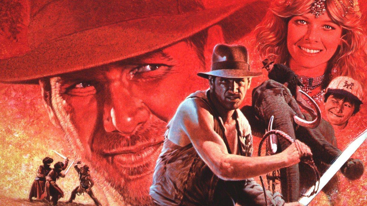 Indiana Jones a Chrám zkázy online