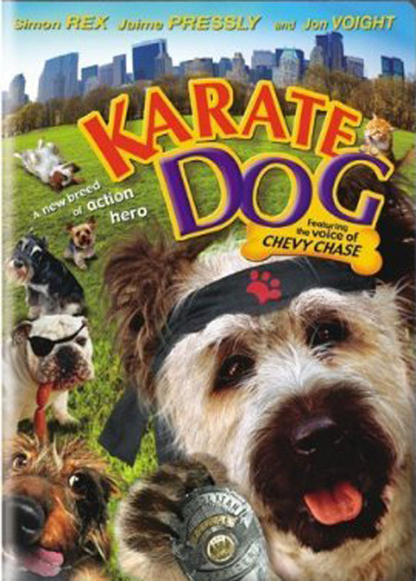 Karate Dog online