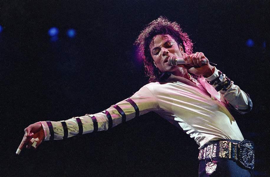 Michael Jackson jako upírský pasák ve filmu Blade II