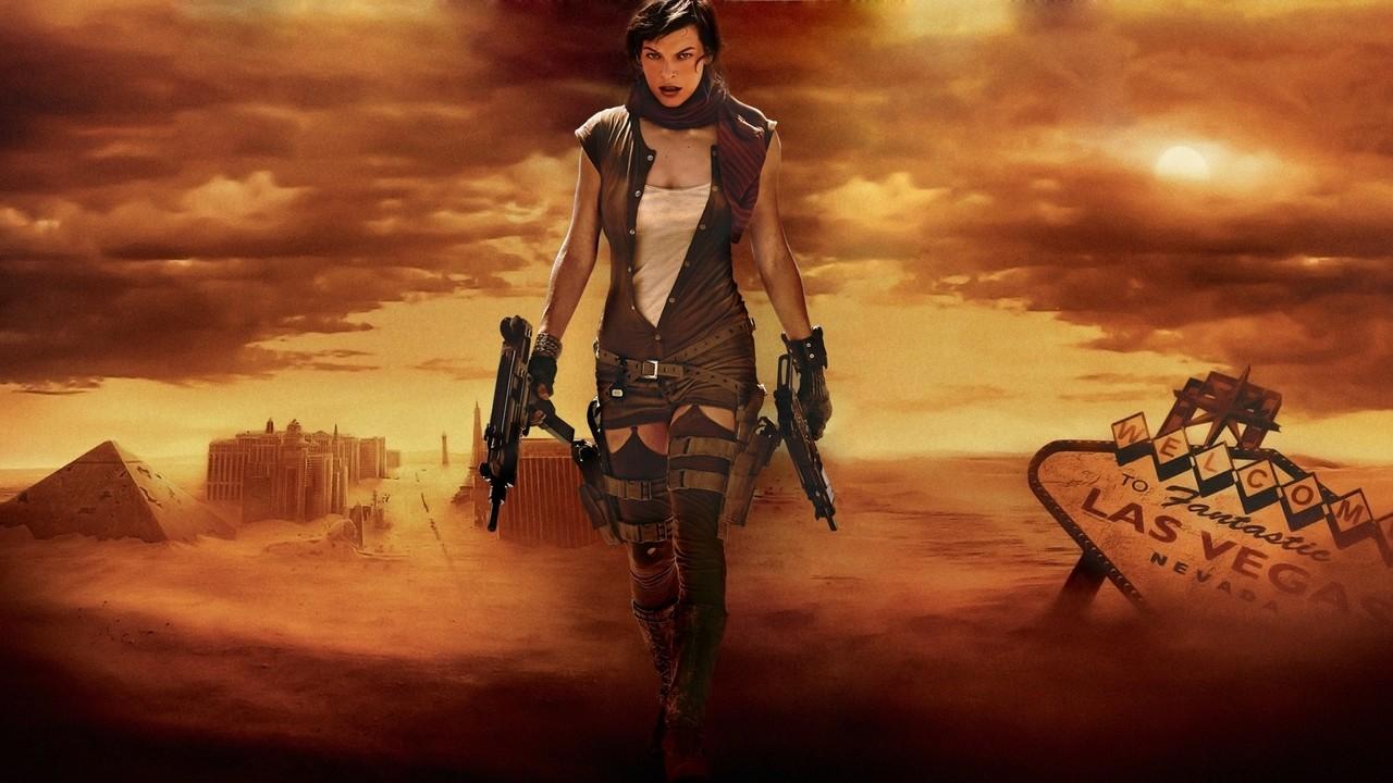 Resident Evil: Zánik online