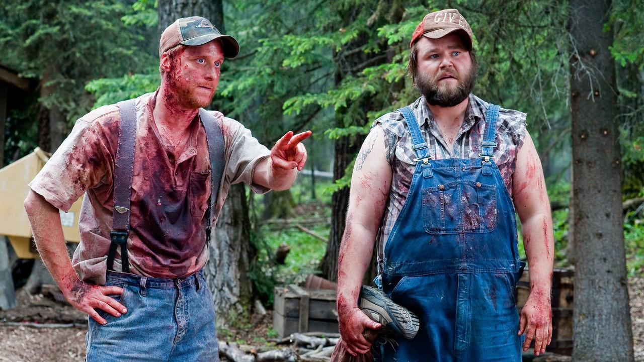 Tucker a Dale vs. Zlo online