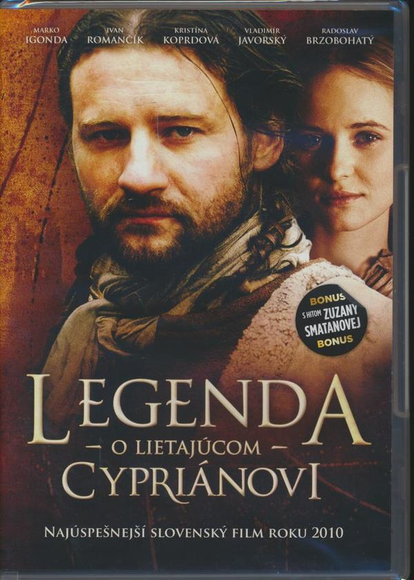 Legenda o létajícím Cypriánovi online