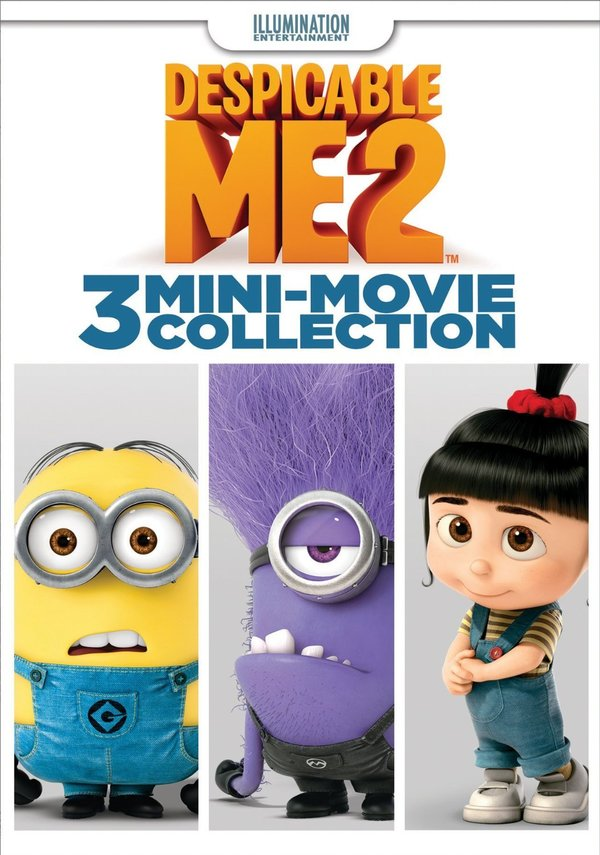 Despicable Me 2: 3 Mini-Movie Collection online