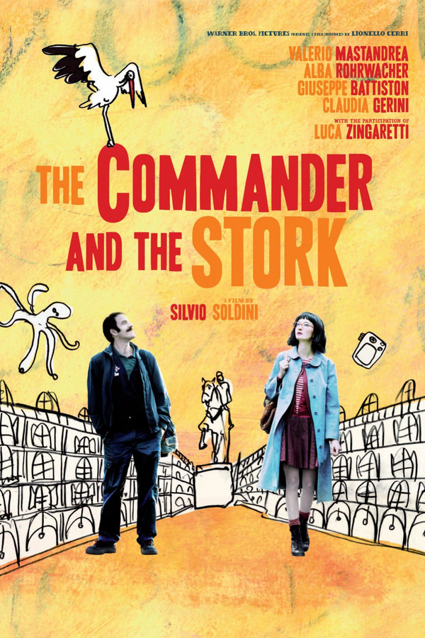 The Commander and the Stork online