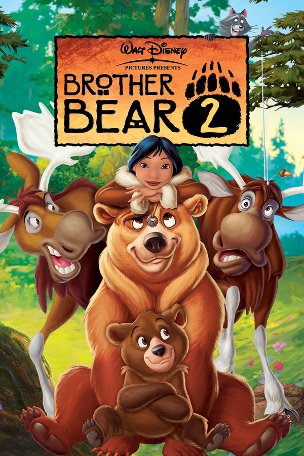 Medvědí bratři 2  online