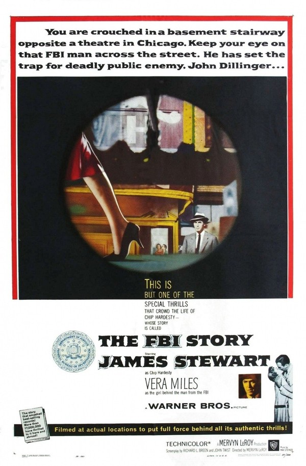 The F.B.I. Story online
