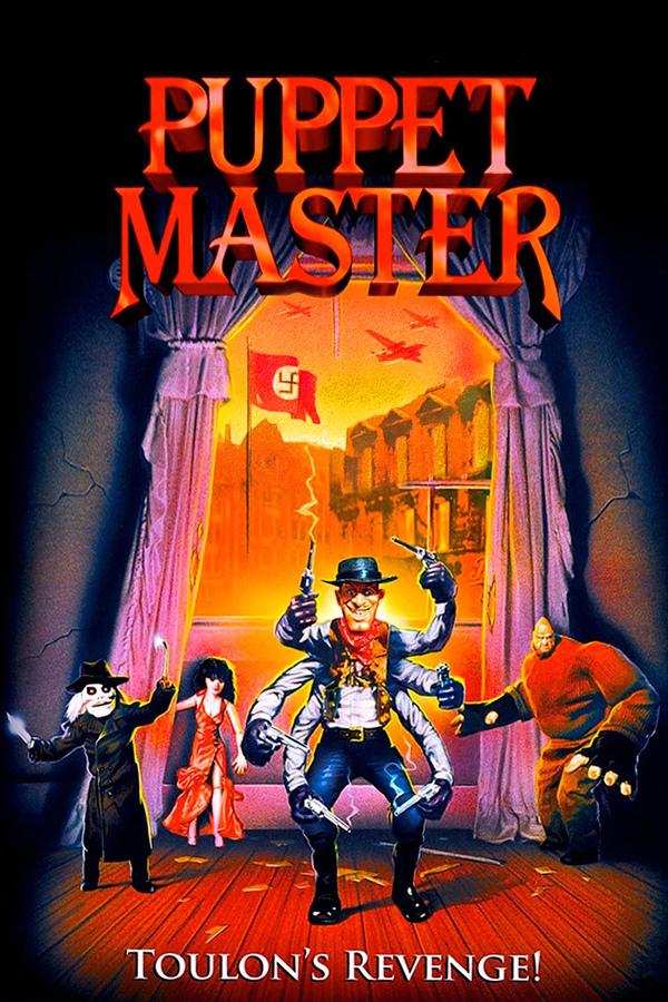 Puppet Master III: Toulon's Revenge online