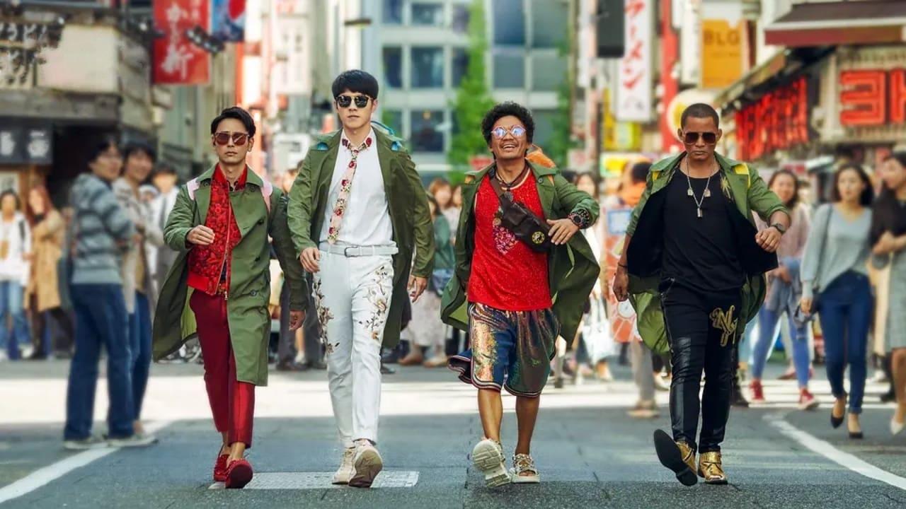Detective Chinatown 3 - Tržby a návštěvnost