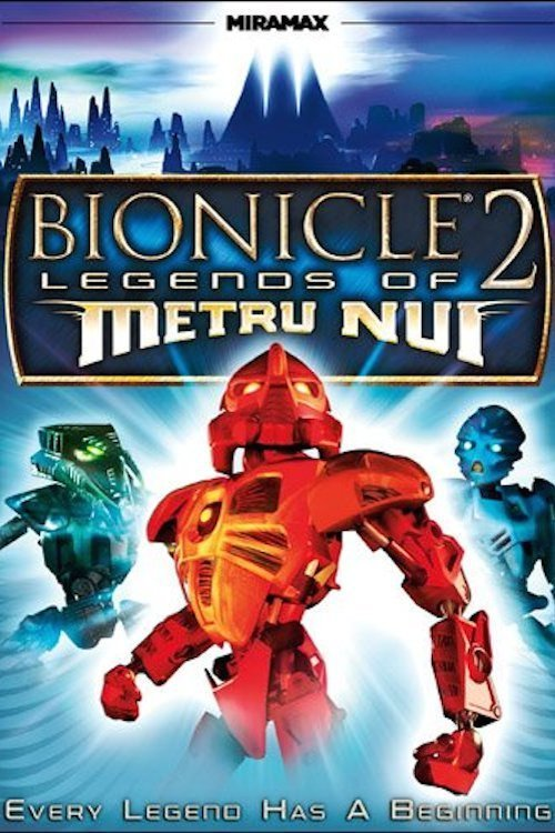 Bionicle 2: Legends of Metru Nui online