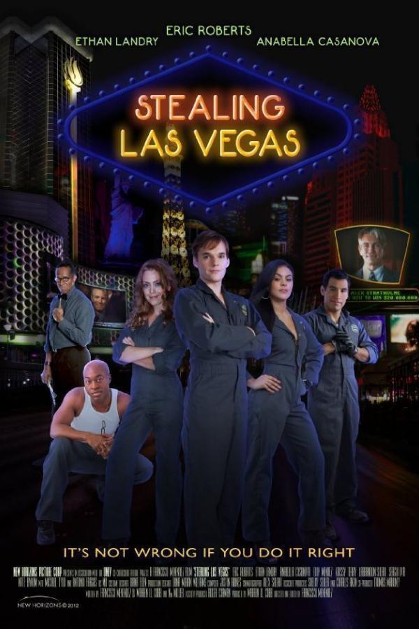 Stealing Las Vegas online