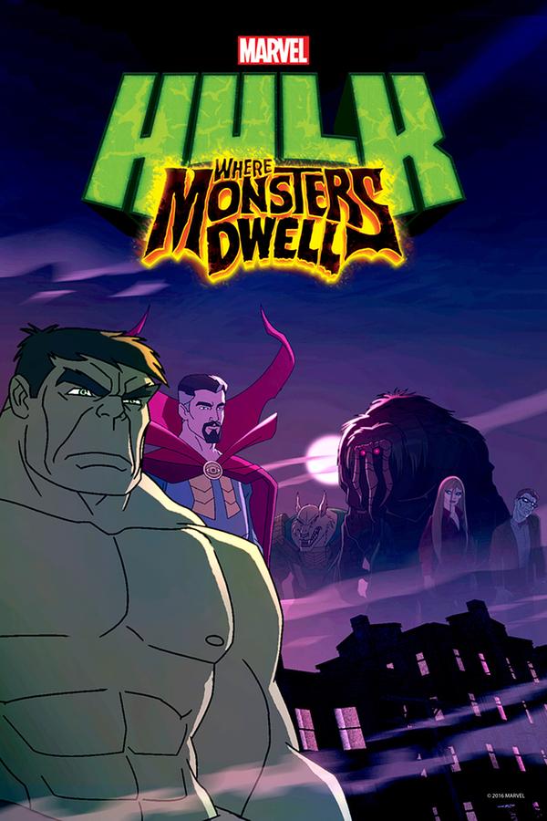 Marvel's Hulk: Where Monsters Dwell online