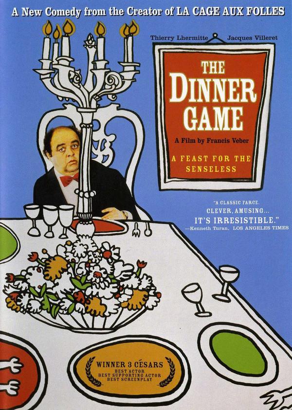 Blbec k večeři online