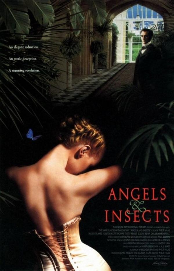 Andělé a hmyz online