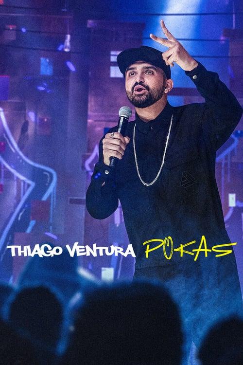 Thiago Ventura: POKAS online