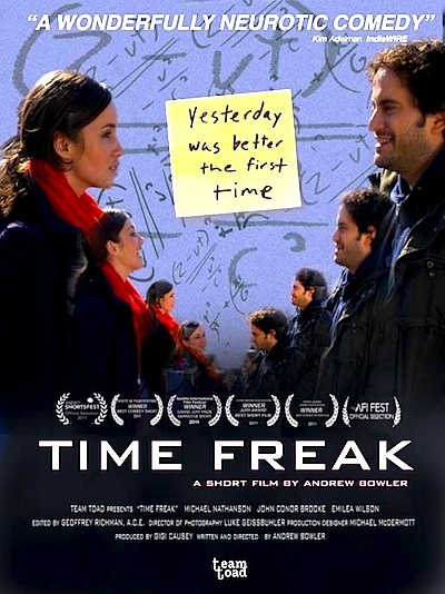 Time Freak online