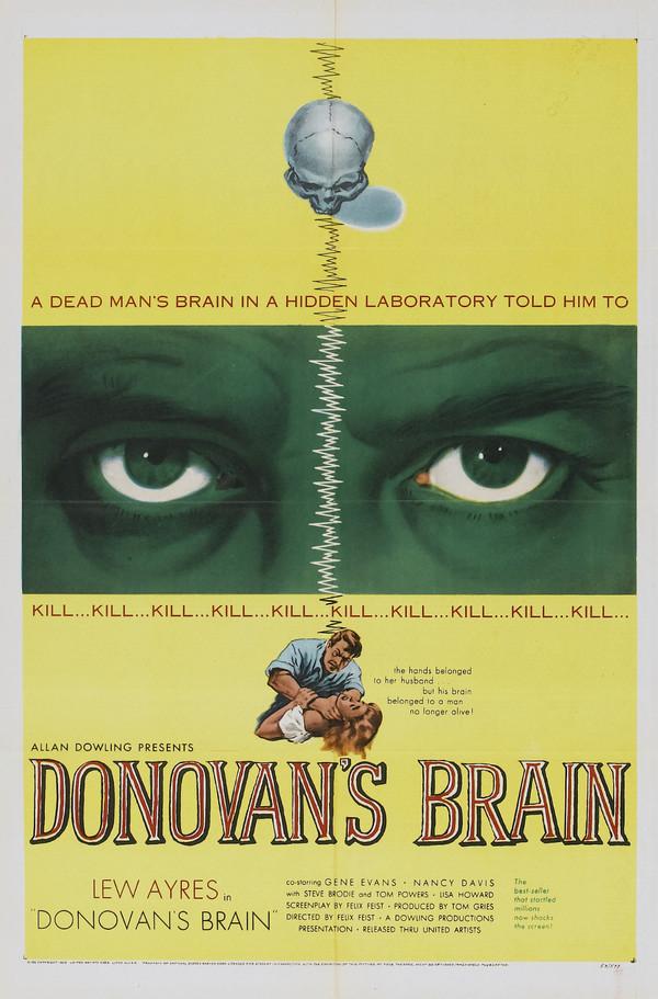 Donovan's Brain online