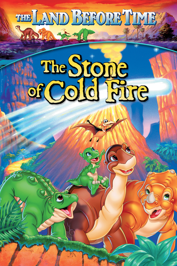 Země dinosaurů 7 - Kámen chladného ohně online