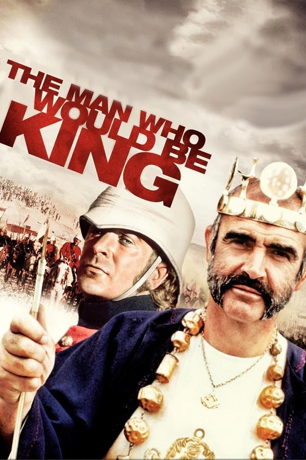 Muž, který chtěl být králem online