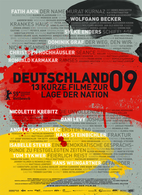 Germany 09: 13 Short Films About the State of the Nation online
