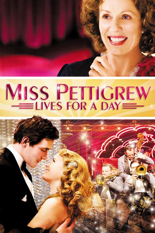 Velký den slečny Pettigrewové online