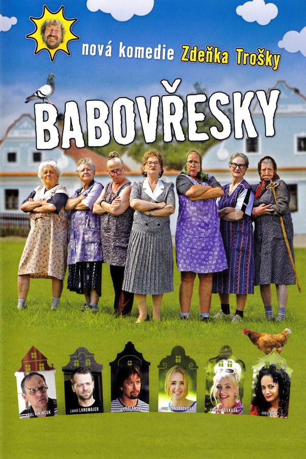 Babovřesky online