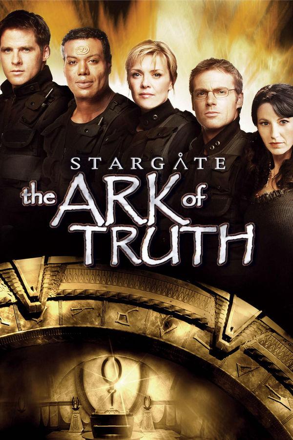 Hvězdná brána: Archa pravdy online