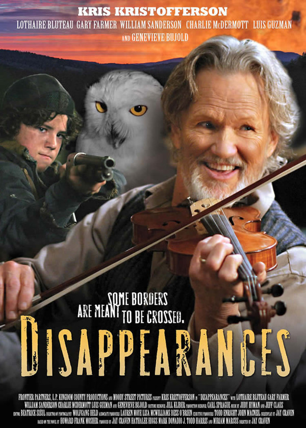 Disappearances online