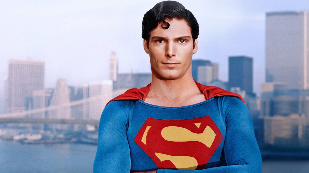 Superman a Christopher Reeve
