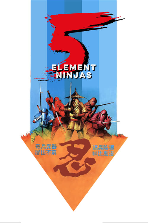 Five Elements Ninjas online