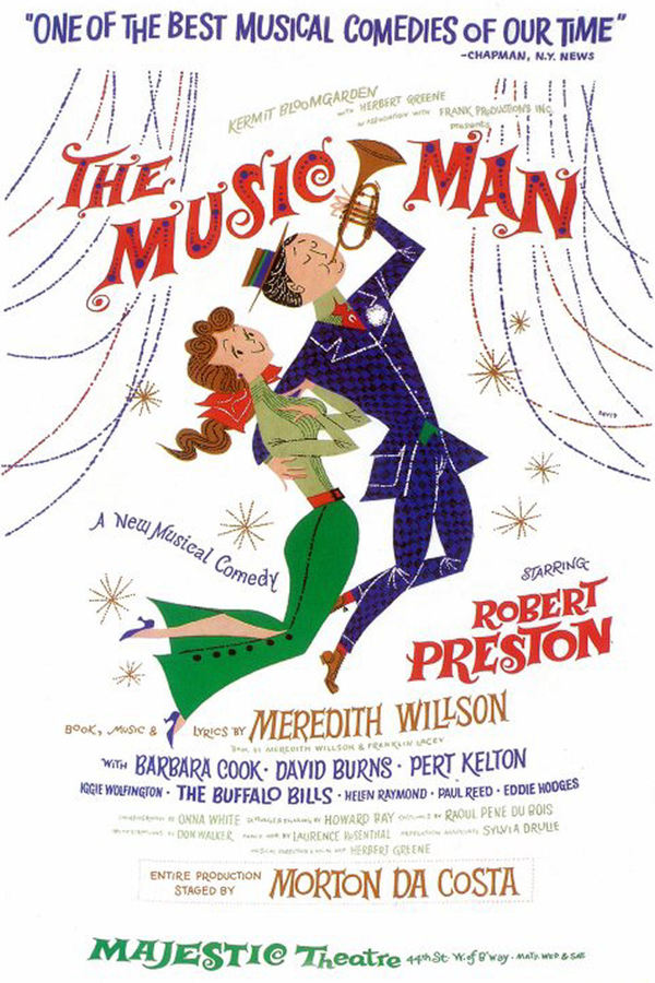 The Music Man online