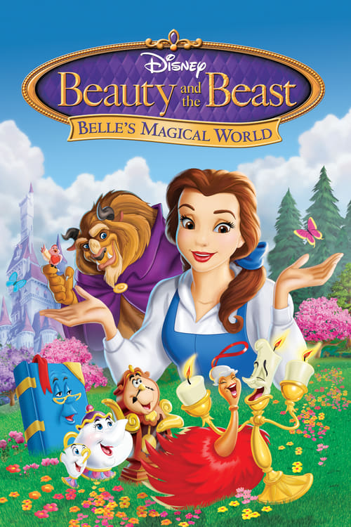 Beauty and the Beast: Belle's Magical World online