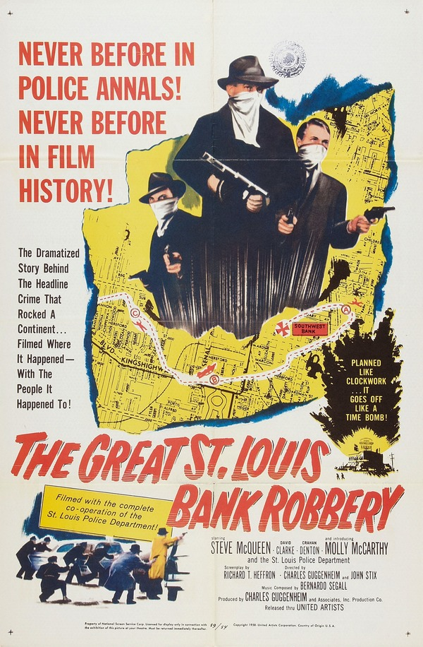 Great St. Louis Bank Robbery online