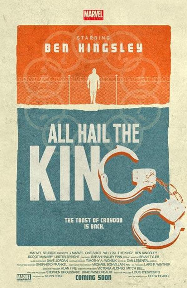 Marvel One-Shot: All Hail the King online