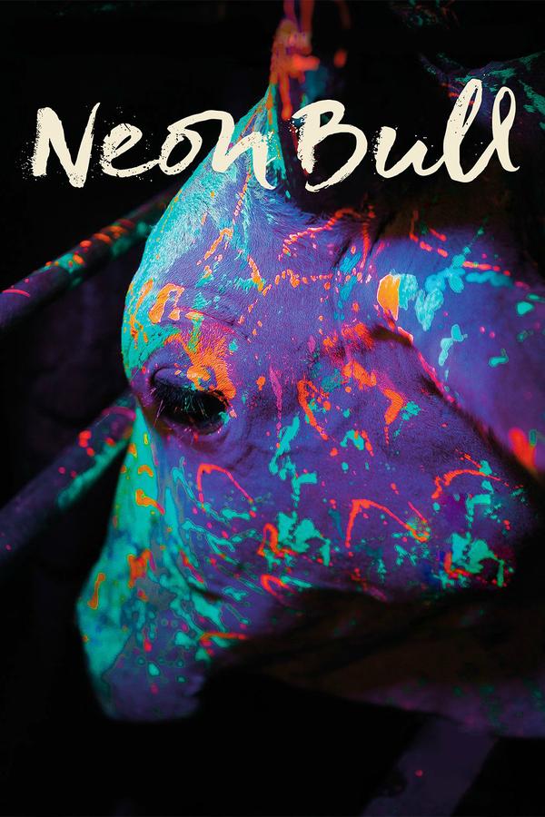 Neonový býk online