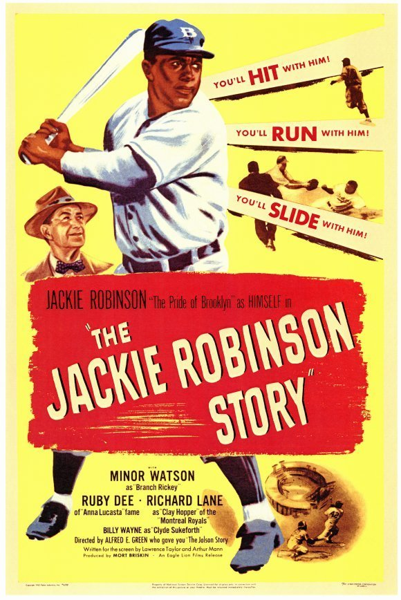The Jackie Robinson Story online