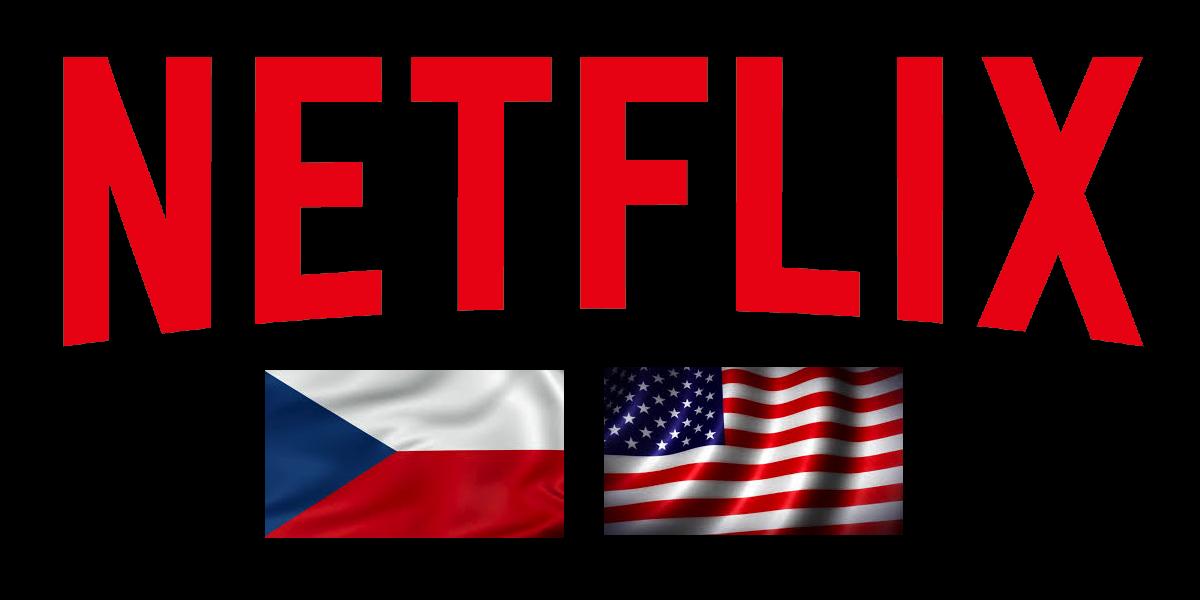 Jak se liší nabídka amerického Netflixu od českého?