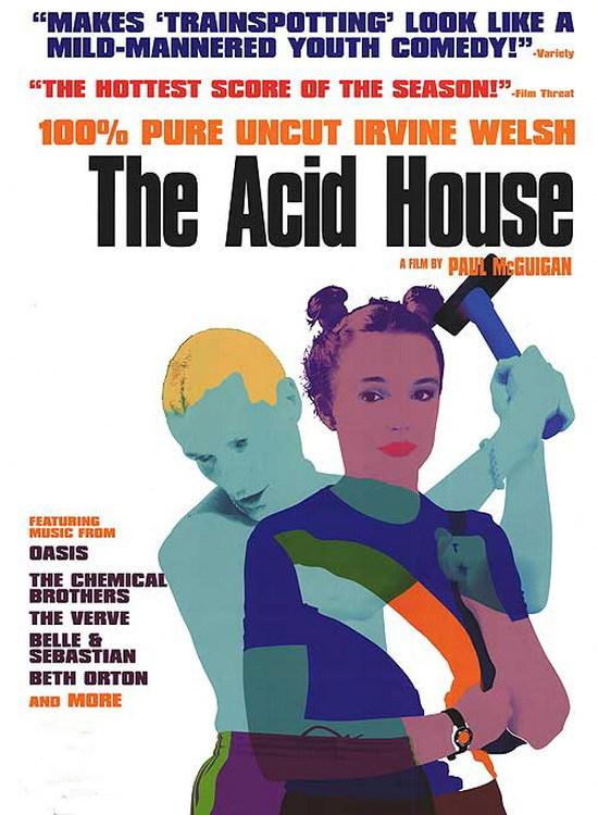 Acid House - Tržby a návštěvnost