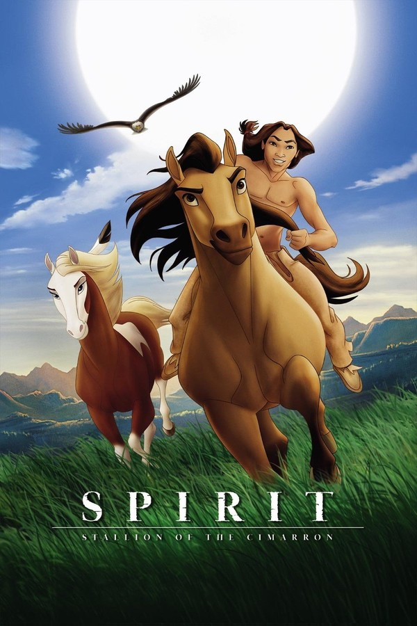 Spirit - divoký hřebec online