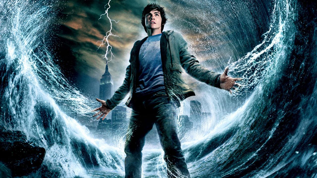 Percy Jackson: Zloděj blesku online